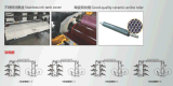 Roulis de papier à grande vitesse pour rouler la machine d'impression de Flexo de 6 couleurs