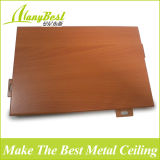 Los paneles de pared de metal decorativo exterior