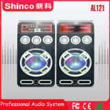 Shinco 12''*2 DJ Sonido Line Array de JBL Powered Altavoz profesional