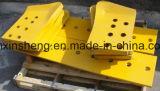 幼虫の掘削機の部品のバケツの側面のカッターCat320 Cat200b Cat330