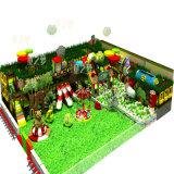 Venta caliente 2016 para el patio de interior con diseño del castillo