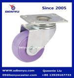 Промышленный пурпуровый рицинус цвета с винтом