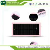 De waterdichte ZonneBank van de ZonneMacht USB van de Lader 8000mAh Dubbele Draagbare