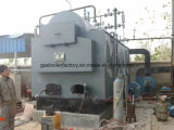Novas centrais alimentadas a carvão de madeira Fire & tubos de água da caldeira de carvão e à venda do Turbogerador