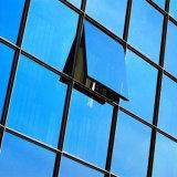 15mm+16A+15mmの透過構築の空によって強くされるガラス