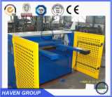 Legierungs-Aluminiumplatten-Guillotine-scherende Maschine mit hoher Präzision