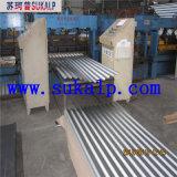 Corrugated гальванизированная сталь