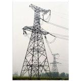 Riga di trasmissione di energia elettrica torretta dell'acciaio