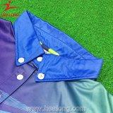 Guter Entwurf, der Polo-Hemd der Sublimation-Männer bekanntmacht