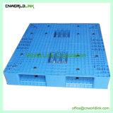 Euroineinander greifen-Speicher, der Plastik-HDPE Ladeplatte stapelt