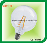 Bombilla de G95- 4W LED con Ce y RoHS