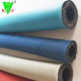 Haute température DIN durite flexible en caoutchouc flexible d'eau haute pression hydraulique pour le lavage