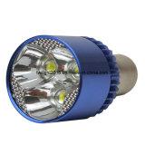 自動車およびオートバイのための最近Ba20d-3lights Hotsell LEDのヘッド電球