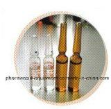 Farmaceutische het Vullen van de Ampul van 4 het Vullen Hoofden Verzegelende Machine (ALG1-2ml)
