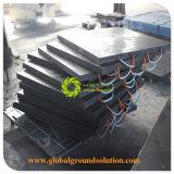 Auflage-Straßen-Schutz-Matten der Fabrik-kundenspezifische Abmessungs-UHMWPE Jack