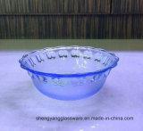 부엌 응용을%s 최신 판매 취사 도구 또는 도매 살포 유리 그릇 또는 샐러드 유리 그릇