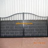 Poort van de Boog van het aluminium de Enige/Dubbele Woon