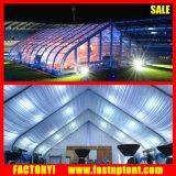 tenda a forma di del Tradeshow del baldacchino della curva del PVC di 30m con grande capienza
