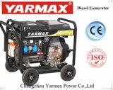 Yarmax 3.5kVA4.5kVA 5.5kVA toldo portátil diesel silencioso generador de soldadura