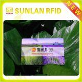 2015 Customized Plastic RFID Visual Smart Card (amostra grátis para testar)