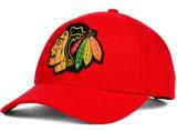 2017 Classic Red Cotton 3D Endian Bordado Sports Baseball Cap Hat
