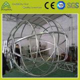 Horizontaler Kreis-Stadiums-Beleuchtung-Konzert-Ereignis-Aluminium-Binder