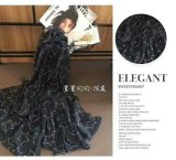 女性の星によって印刷されるスカーフの卸し売り新しい様式