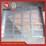 La Batata de aire caliente de acero inoxidable equipos de secado de frutas