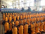 Alumínio Qdx Impulsor da Bomba de água potável em água (QDX1.5-32-0.75)