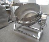 Inclinación del crisol de cocinar vestido de mezcla para el azúcar, atasco, salsa