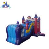 Commercial château gonflable Combo Bouncer coloré avec la diapositive pour Kid
