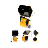 Portable 20m 1080P 맨홀 내시경 검사 사진기 시스템--Is70 (7inch DVR를 가진 HD 수중 사진기)