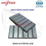 700hb ha laminato i blocchetti bianchi di Chocky di usura del ferro
