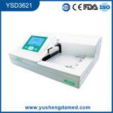 Écran LCD de l'arrière- illuminant machine médicale Laveur de microplaques