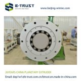 250 HT de l'extrudeuse planétaire pour ligne de calandrage de film de PVC rigide