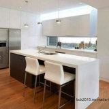 2017年のBckの台所家具の現代デザインフォーシャンの光沢度の高い食器棚Bck-K028)