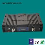 23dBm Lte700 PCS1900 Repetidor de sinal de reforço preto de banda dupla (GW-23LP)