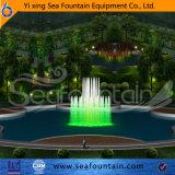 Type matériel fontaine de combinaison de contrôle de programme d'acier inoxydable