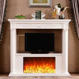 屋内使用の手によって切り分けられる木製の暖炉のマントルピース(GSP14-006)