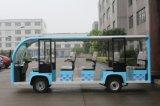 2017 [غرين بوور] تجاريّة مسافر حافلة لأنّ زار معلما سياحيّا