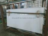 8mm Ultra branco vidro pintado Backup de vinil para decoração de construção