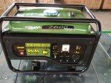 Preços elétricos do gerador da gasolina 2500W do Recoil portátil da fase monofásica