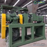 Machine de réutilisation en plastique en film au sol d'AG lavant réutilisant la ligne
