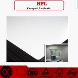 precio del laminado del compacto de 12m m; Hojas del Formica de HPL