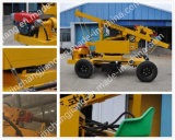 Rambarde pile Pile Driver Combo hydraulique Machine d'extraction