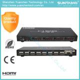 4kx2k 4X4はリモート・コントロールのHDMI 1.4V HDMIのマトリックスを移植する