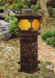 Lumière solaire imperméable à l'eau extérieure du jardin IP65 avec la durée de vie de long temps