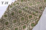 Tessuto 1005 di Chenille del poliestere del commercio all'ingrosso (FTH32118)