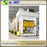 Máquina profunda de la prensa hidráulica de la prensa del drenaje del H-Marco
