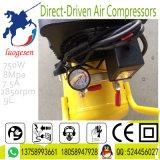 Направлять-Управляемый 3.5HP портативный компрессор воздуха винта поршеня
